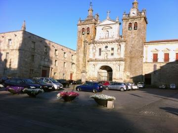 Plaza de la Catedral. Viseu