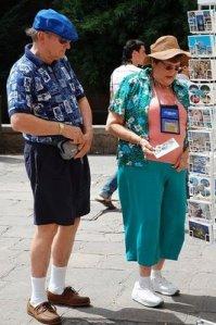 american-tourists